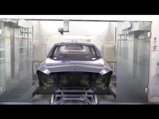 Как собирают Mercedes Benz в Германии. Производство Мерседесов