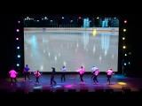 Оупен танец (Москва, Воронеж) - Всероссийский фестиваль японской анимации 2017