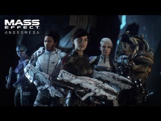 MASS EFFECT™: ANDROMEDA — Сара Райдер — официальный трейлер