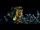 Мой самый любимый эпизод фильма Трансформеры Погоня. Бамблби против Баррикейда
