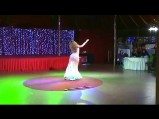 Belly Dance Anna Yudina - Raks Sharki ( Mejanse Saidi) 'Isadora Winter Camp 20 4697