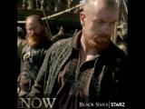 Captain Flint  Black Sails S04E08