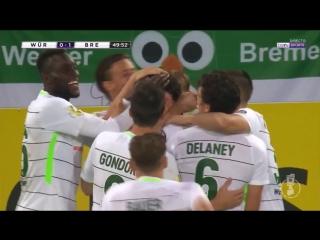 Лучшие голы Уик-энда #32 (2017) / European Weekend Top Goals [HD 720p]