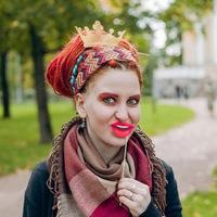 Вера Виноградова  vera_smile