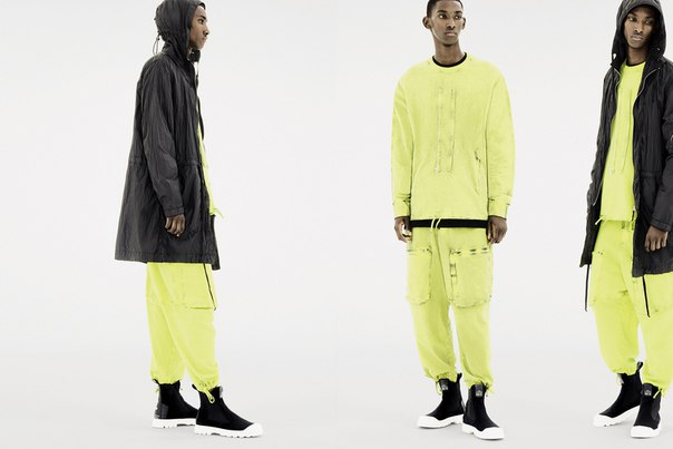 Stone Island Shadow Project's 2017 Spring/Summer Lookbook Is Filled wi