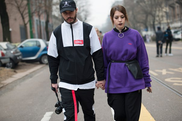 Streetsnaps: Milan Fashion Week February 2017