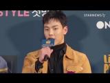 [VK][30.01.2017] ONSTYLE FB Lipstick Prince last live broadcast (SHOWNU)