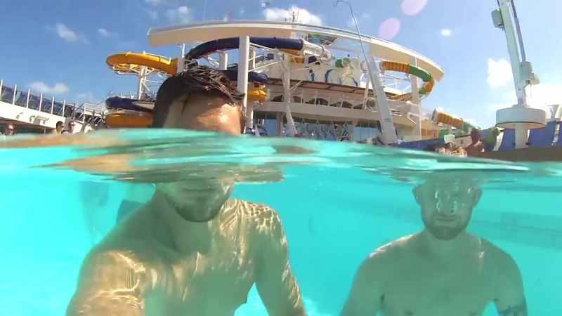 Royal Caribbean - Hey, That's What I Like About You (Fan Video) - Harmony of the