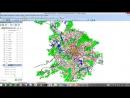 Урок №12 Настройка диапазонов видимости в MapInfo Professional