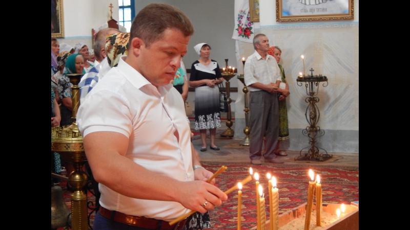 Свято-Покровському храмові виповнилося 110 років.