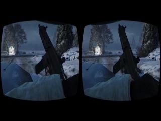 Gta 5 vr video 3d gameplay [google cardboard] oculus gear vr box video 3d sbs hd 60fps