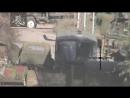 Сирия. Снайпер повстанцев AlRahman corps отстреливает асадитов в Эрбине.