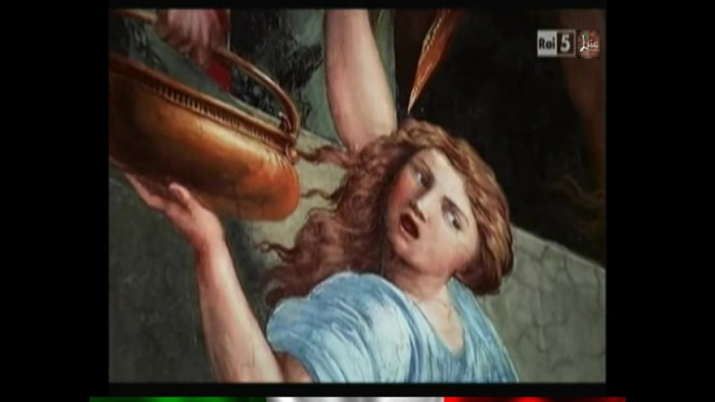 LARTeV - Raffaello e Michelangelo (nei musei vaticani) - Puntata 8