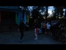Показательное выступление девочек УТС г. Красноярск (Шушенское) лагерь Искра 2017