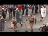 Рим отметил день рождения парадом легионеров