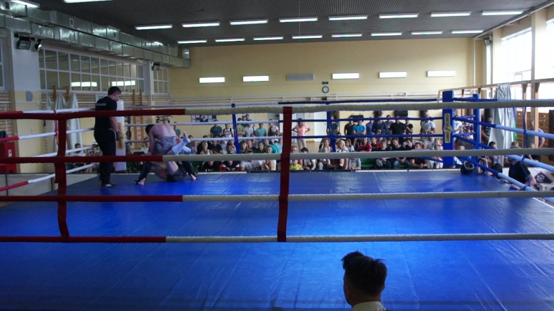 Киракосян Владимир (ММА-Север, Сыктывкар) vs Шикалов Александр (Шквал, Киров)