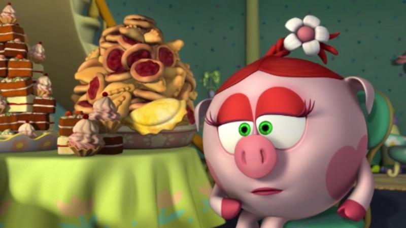 Мультфильм Смешарики 3D - Новые приключения - Массы и расстояния (online-video-cutter.com)