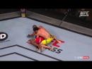UFC Fight Night - 107 хайлайт STEWART vs BARROSO третий раунд