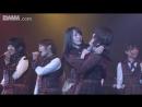NMB48 Stage BII4 Renai Kinshi Jourei от 27-го мая 2017. Выпускной стейдж Фуджие Рэйны. Часть 1.