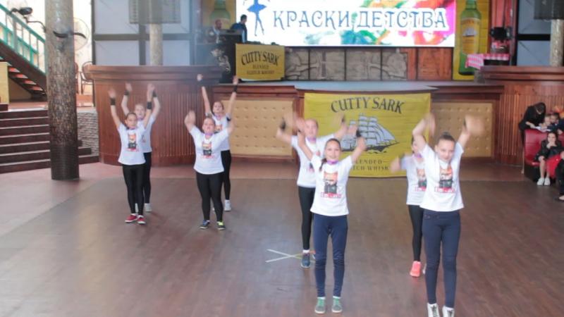 Одесса 2017 фестиваль краски детства, (Непохожие) ПоZитив