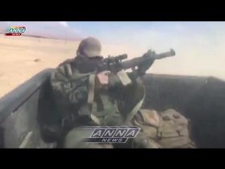 ГУ (ГРУ) в Сирии