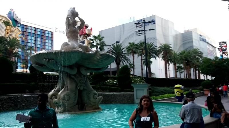 Прогулка по Лас Вегасу