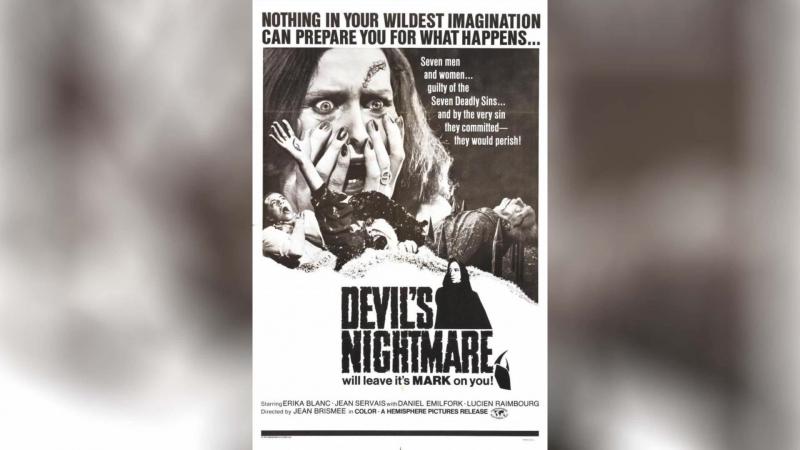 Самая длинная ночь дьявола (1971) | La plus longue nuit du diable