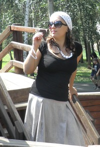 Ирина Базарова-Шамшурина