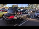 Лос-Анджелес , the snake,  BMW M4 , M6 кабрик , Corvette, DODGE