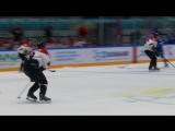 Гол Александра Шарова в ворота