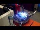 TPS i Robotik LSC Low Spatter Control Proses