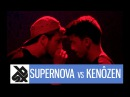 SUPERNOVA vs KENÔZEN | Florida Beatbox Battle 2017 | 1/4 Final