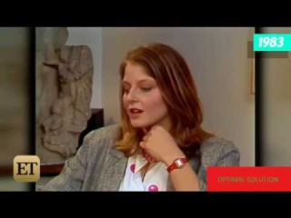 Jodie Foster Gets Candid About Her 'Brush With Death' in 1983 Interview