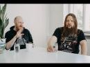 Edgars Grabovskis un Pēteris Kvetkovskis sarunā ar Satori