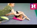 РЕАЛЬНАЯ ДОЛГОЖДАННАЯ ИНДИВИДУАЛЬНАЯ тренировка по Художественной гимнастике ПРОГОН НОМЕРА