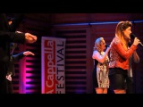 Swingle Singers perform Badinerie at London A Cappella Festival 2013