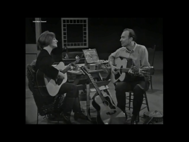 Pete Seeger Judy Collins – Turn, Turn, Turn (1966)