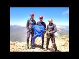 Восхождение Спортивной группы Дагестанского поисково-спасательного отряда МЧС...
