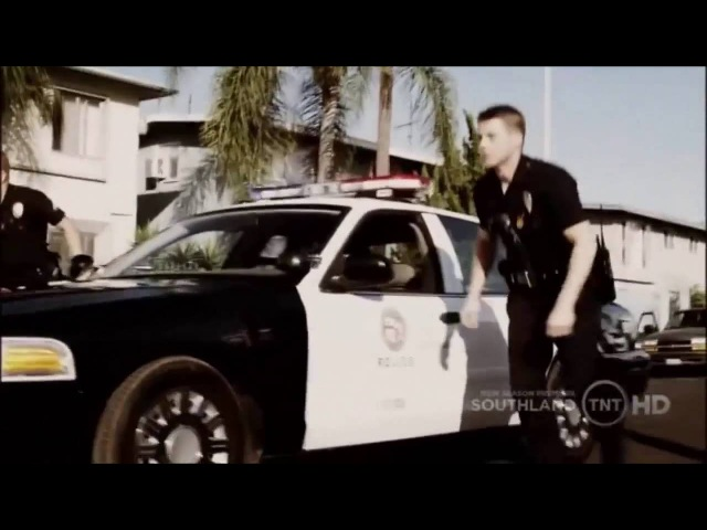 Police Tribute: Saving a Hero - SouthLAnd