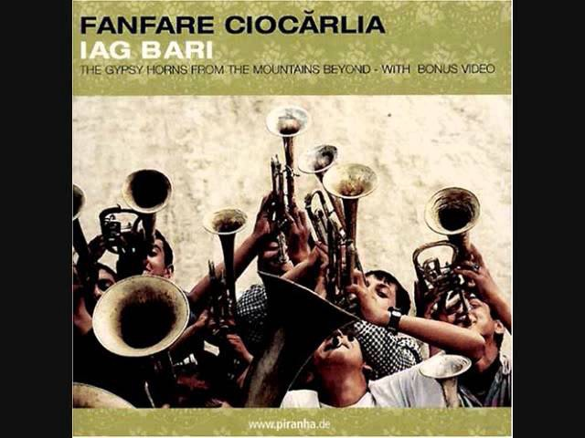 FANFARE CIOCARLIA - BESH O DROM