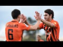 Shakhtar 3-0 Olhanense. Highlights (1/02/2017)