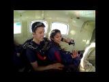 Kaitlyn andem skydive!