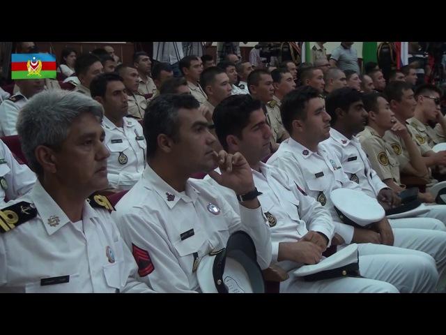 """Bakıda Dəniz kuboku 2017"""" beynəlxalq yarışlarının bağlanış mərasimi keçirilib 11 08 2017"""