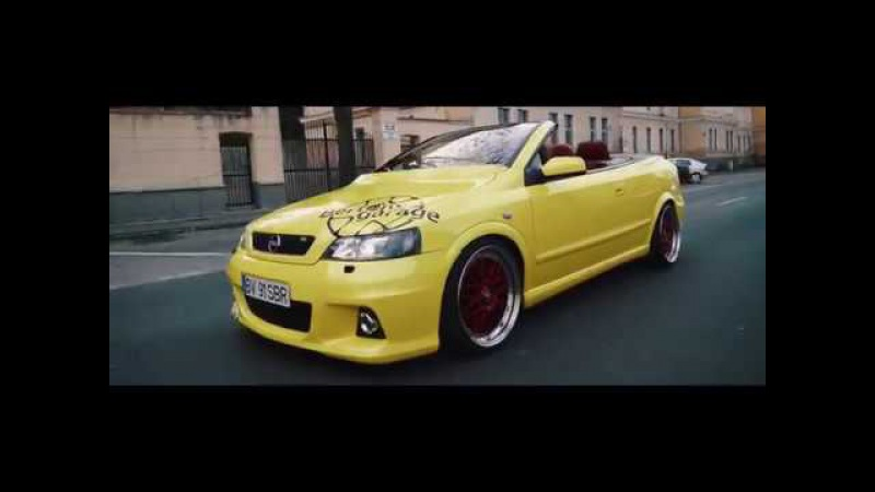 Short film | Opel Astra G Bertone Couple