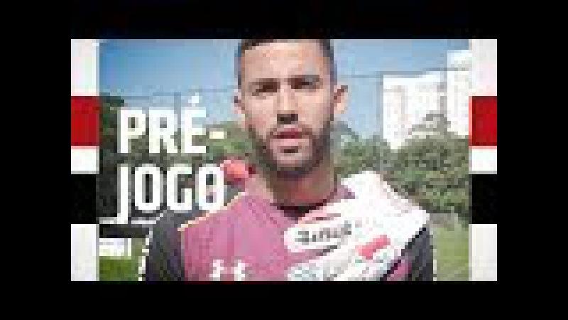 PRÉ-MAJESTOSO: SCCP X SPFC - BRASILEIRO 2017 | SPFCTV