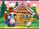 Сказки для самых маленьких Лисичка со скалочкой Русские сказки для детей