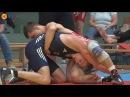 Ringen DRB U23 Kaderturnier 2015 Freistil - 66kg Pool B, R4