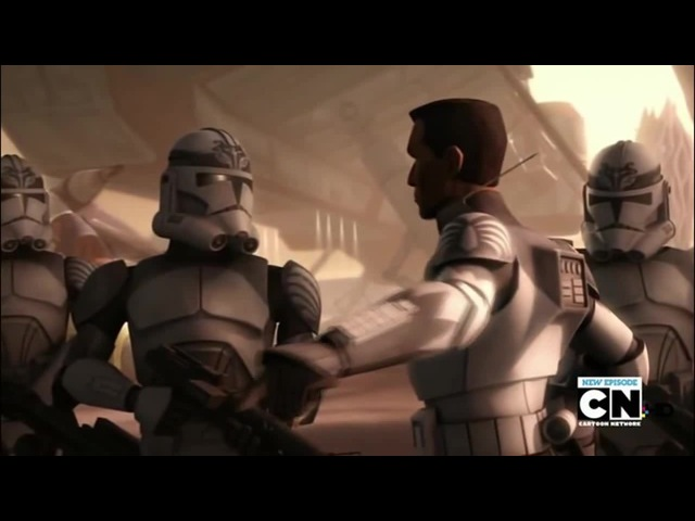 Star Wars The Clone Wars: Wolfpack Tribute!