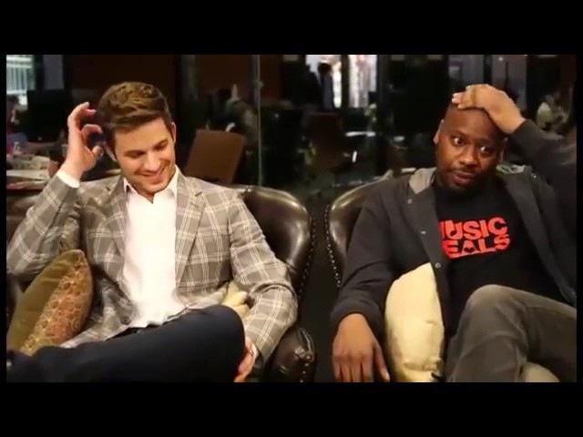 Timeless - Goran Visnjic, Malcolm Barrett, Matt Lanter Interview (Comic Con)