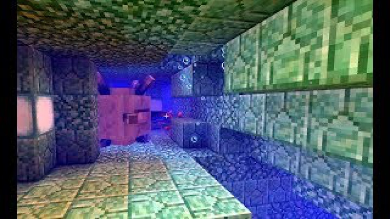 День в Minecraft - 45 серия. Добыча призмарина